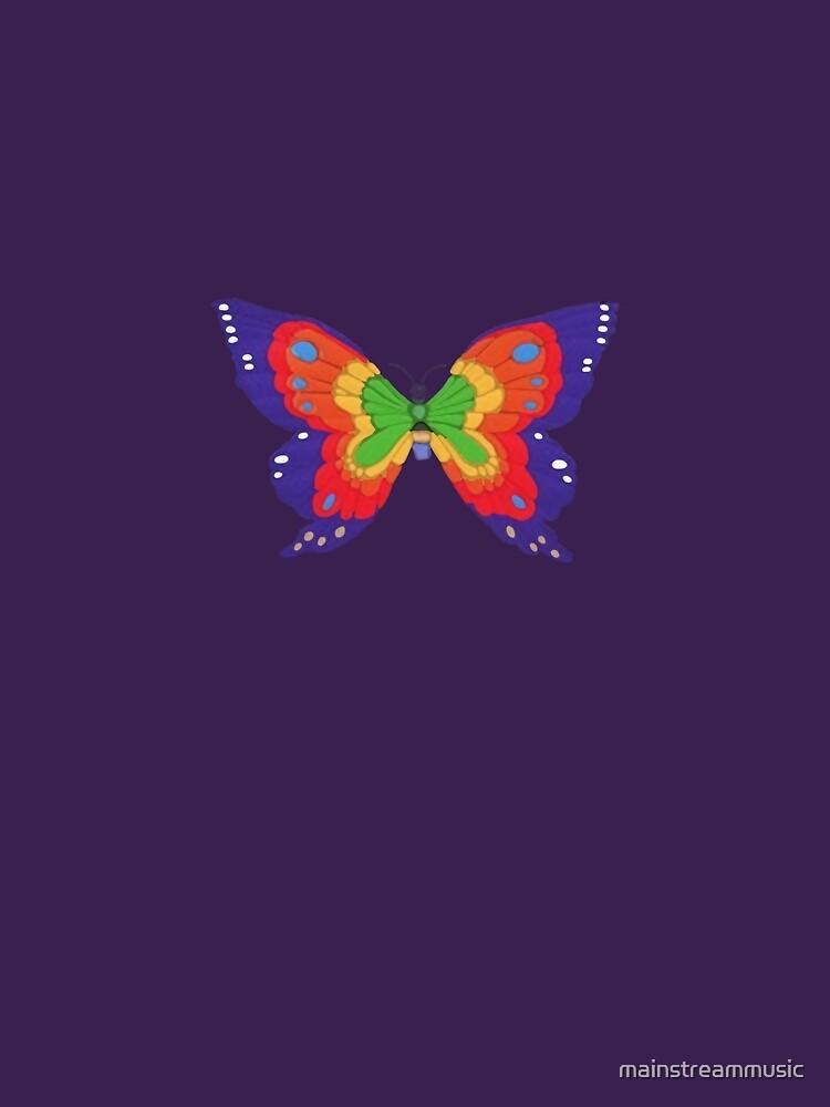 Mason's Pompeii Butterfly by mainstreammusic