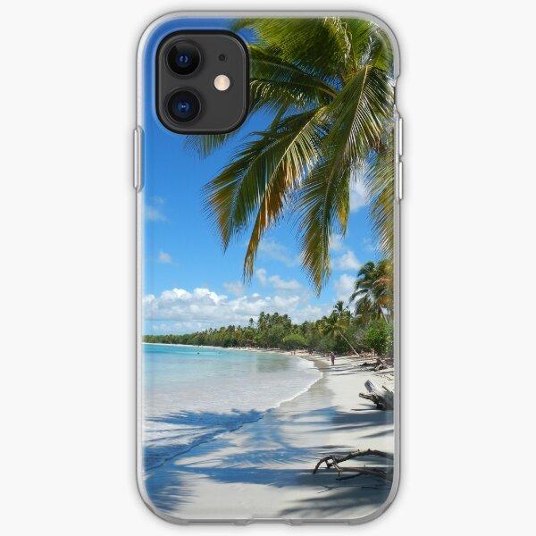Beach iPhone Soft Case