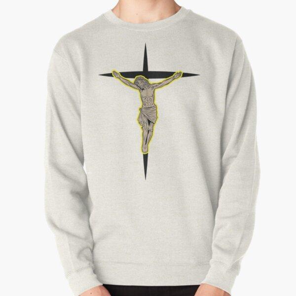 Crucifixion of Jesus Pullover Sweatshirt