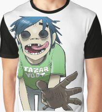 0 gorillaz Graphic T-Shirt