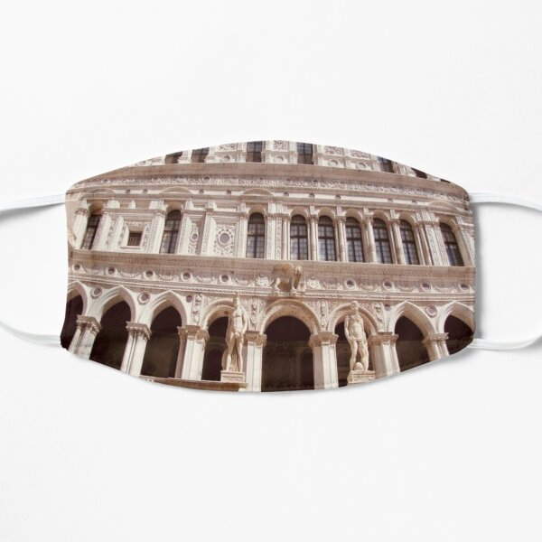 Palazzo Ducale in Venice Flat Mask