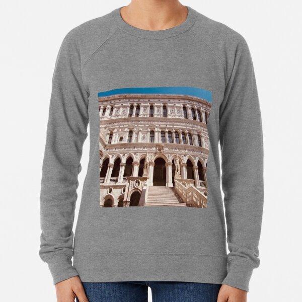 Palazzo Ducale in Venice Lightweight Sweatshirt