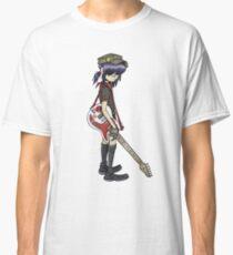 gorillaz noodle Classic T-Shirt