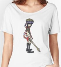 gorillaz noodle Women's Relaxed Fit T-Shirt