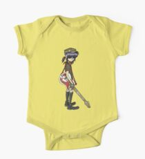gorillaz noodle One Piece - Short Sleeve
