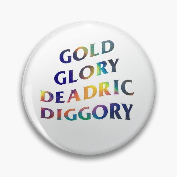 Ced(ead)ric Diggory HP Pin