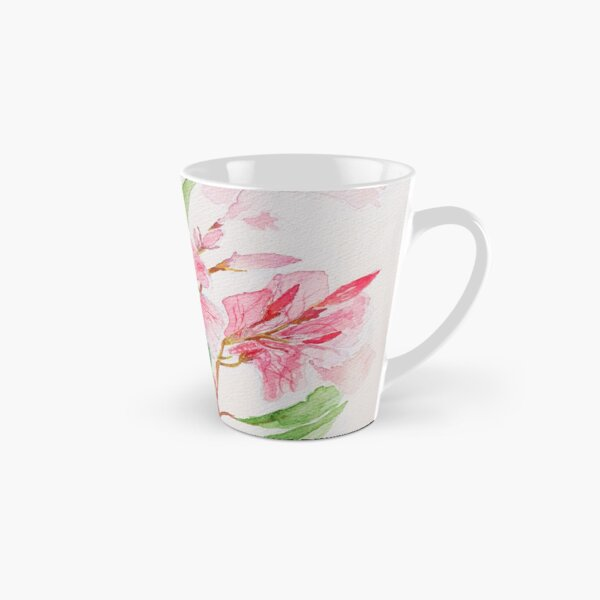 Laurier Rose Mug long
