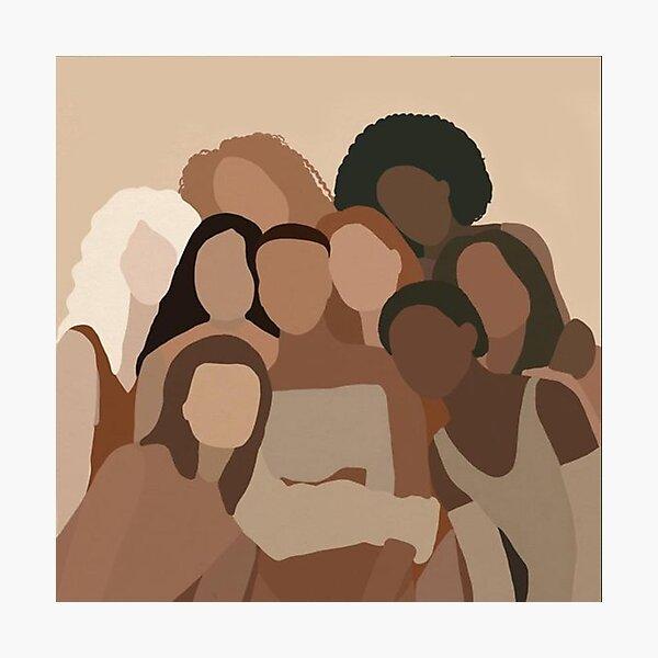 Diversity Photographic Print