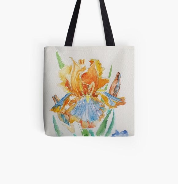 Iris Tote bag doublé
