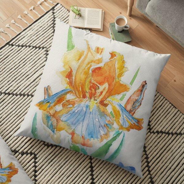 Iris Coussin de sol
