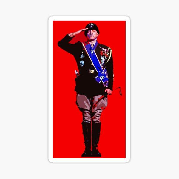 General George S Patton Sticker