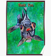 Tank You Poster