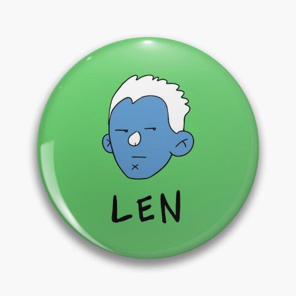 Len. Amaro, come la vita Pin