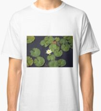 White lily  Classic T-Shirt