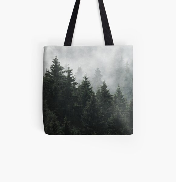 Waiting For All Over Print Tote Bag
