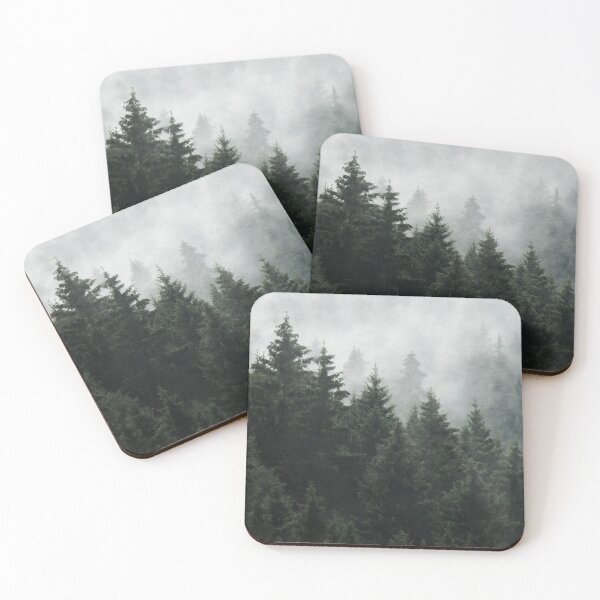 Waiting For Coasters (Set of 4)