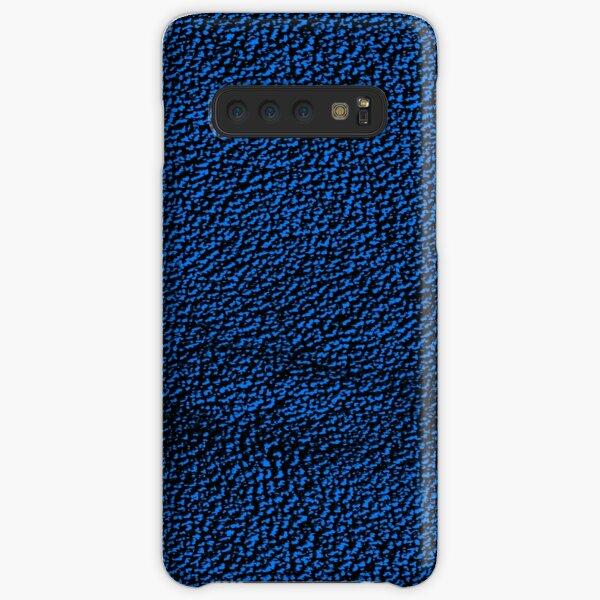 Blue Pattern Samsung Galaxy Snap Case