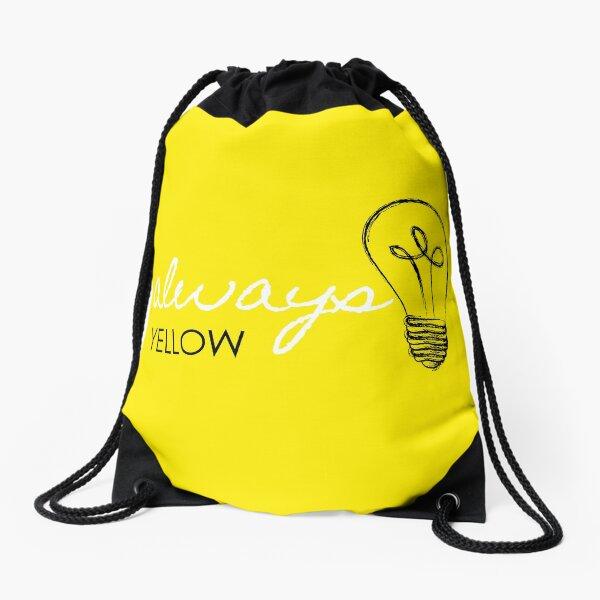 Always Yellow Merch 1 Drawstring Bag