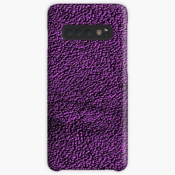 Purple Pattern Samsung Galaxy Snap Case