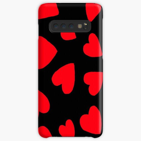 Hearts Pattern Samsung Galaxy Snap Case