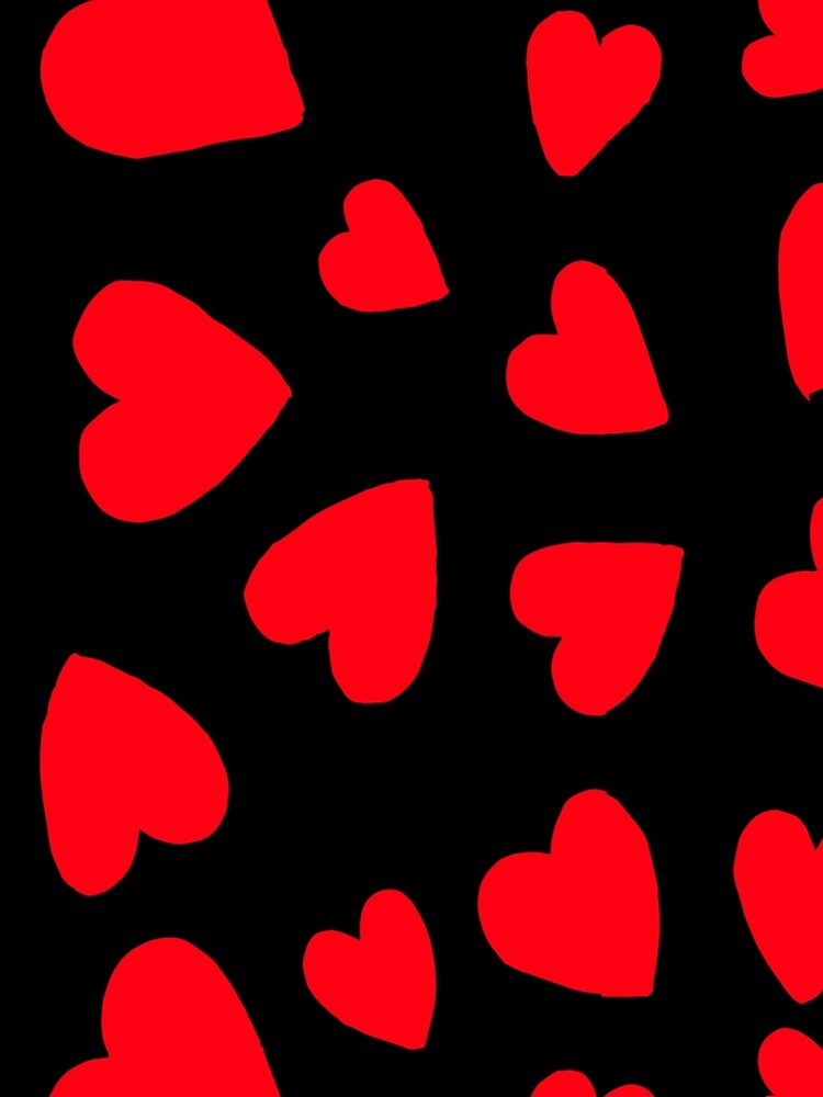 Hearts Pattern by ds-4