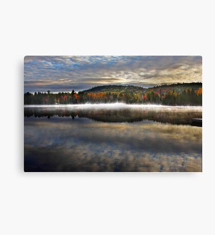 Wilson Lake, Quebec Canvas Print