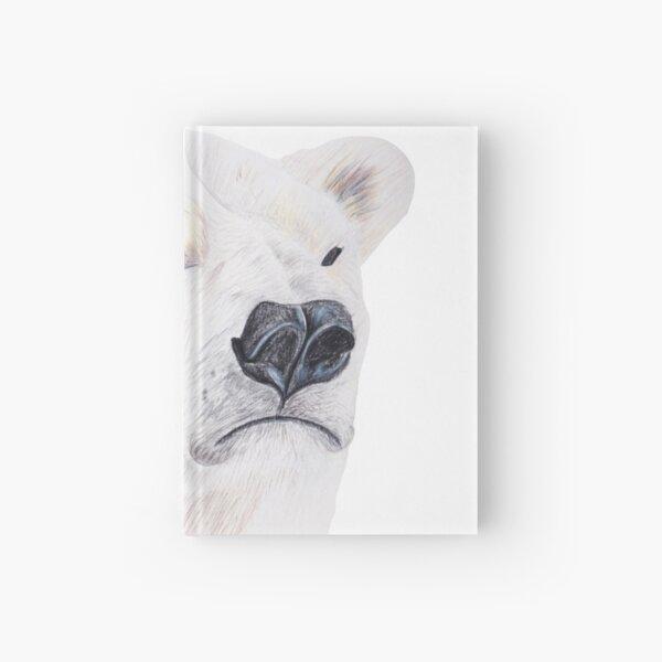 Polar Bear Hardcover Journal