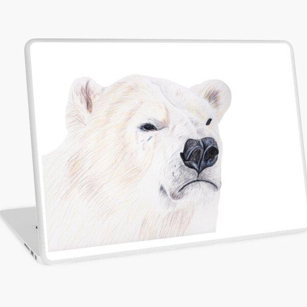 Polar Bear Laptop Skin