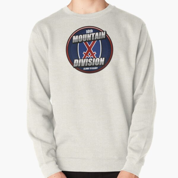 10th Mountain Division Pullover Sweatshirt
