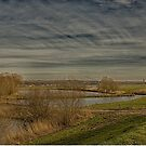 Dutch country landscape by Nicole W.