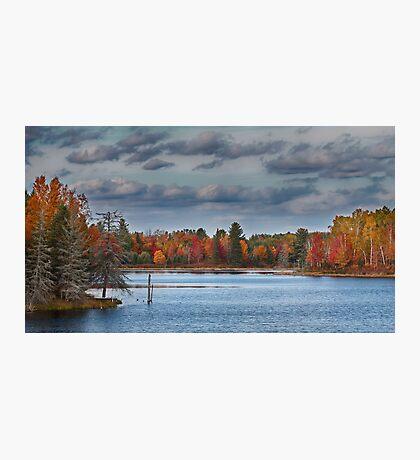 Cottage Bound, Kazabazua, Quebec Photographic Print
