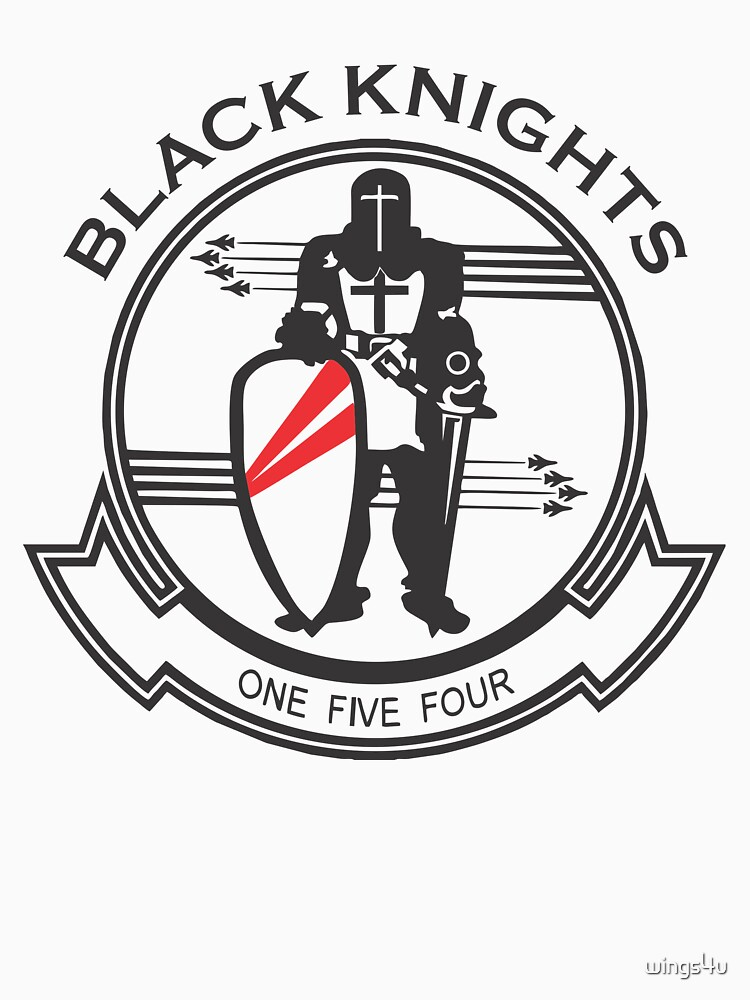 Model 44 - Black Knights by wings4u