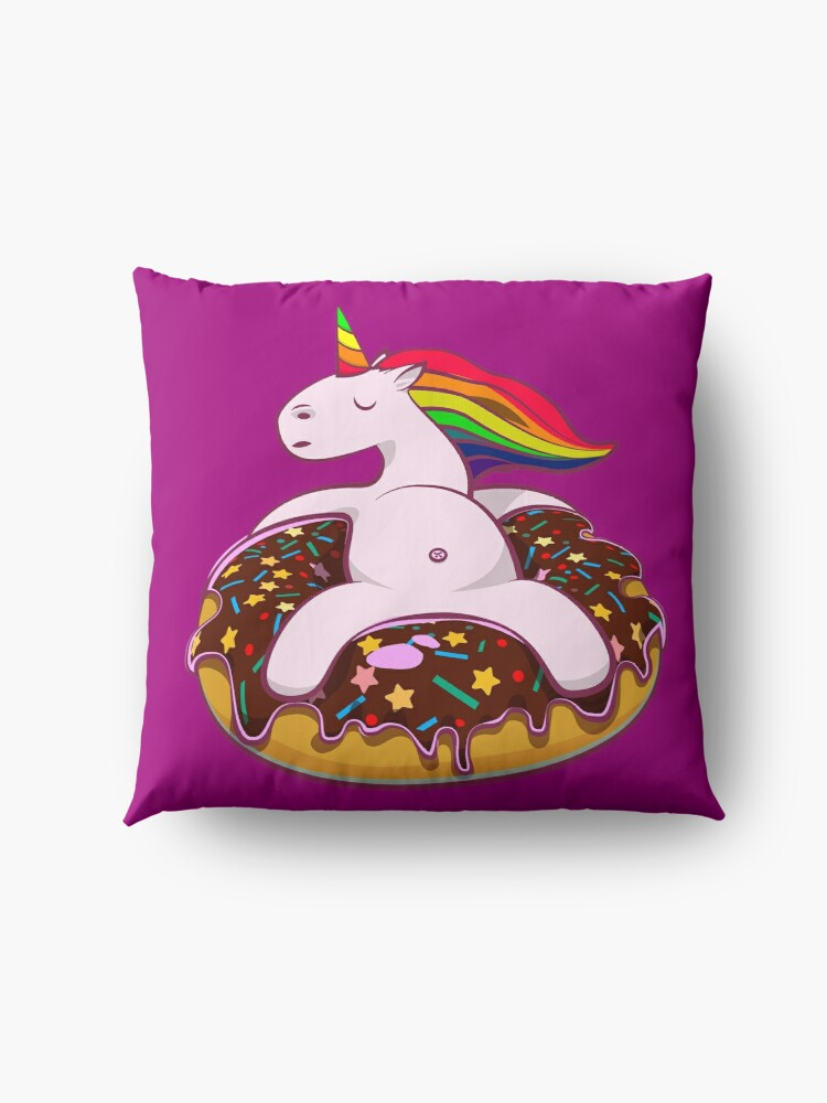 Alternate view of Urban Unicorn Floor Pillow