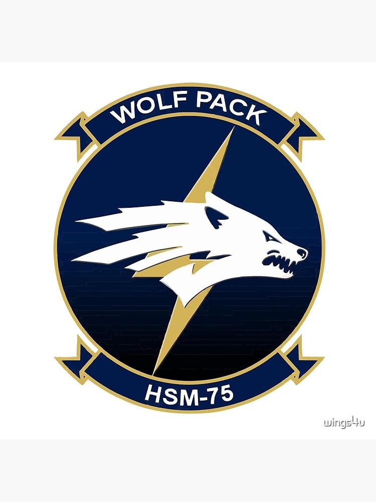 Model 86 - Wolfpack by wings4u