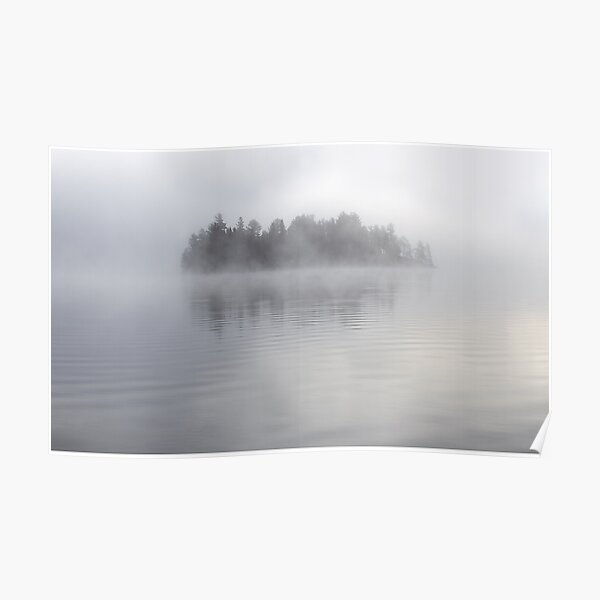 Lake of Two Rivers - Algonquin Park, Canada Poster