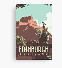 Edinburgh Leinwanddruck