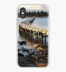 Granite Island Bridge Pt.6 iPhone Case