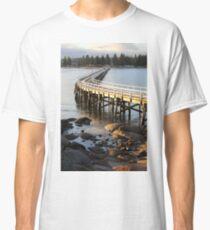 Granite Island Bridge Pt.6 Classic T-Shirt