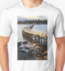 Granite Island Bridge Pt.6 Unisex T-Shirt
