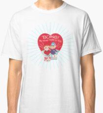 Cute Vintage Valentine Classic T-Shirt