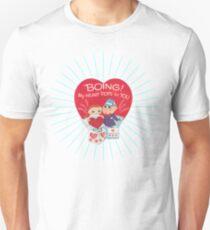 Cute Vintage Valentine Unisex T-Shirt