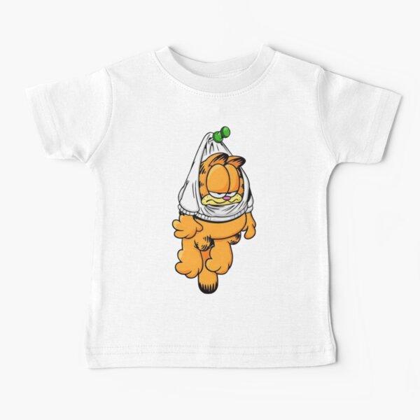 Bad Garfield Kitty Baby T-Shirt