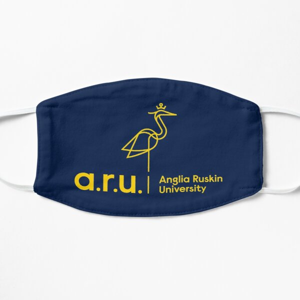 Anglia Ruskin University Large Heron Yellow Mask