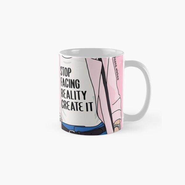 Reality by Sasa Elebea Classic Mug