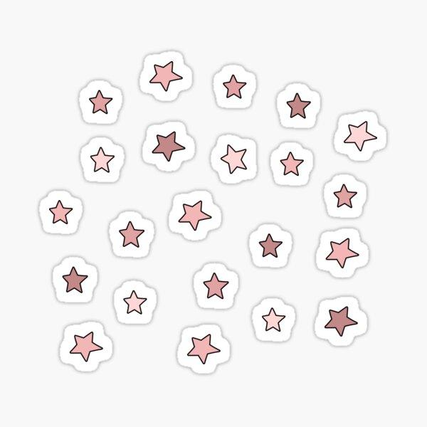 Rose mini star pack Sticker