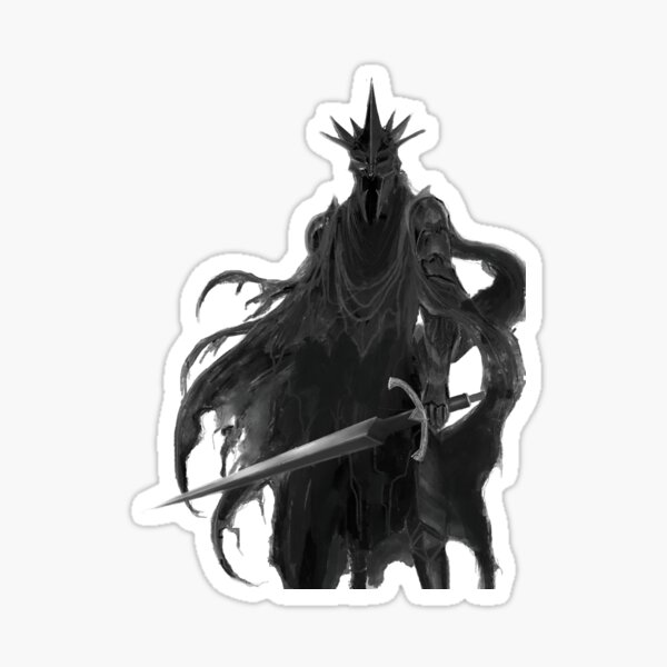 Lord of the Nazgul Sticker