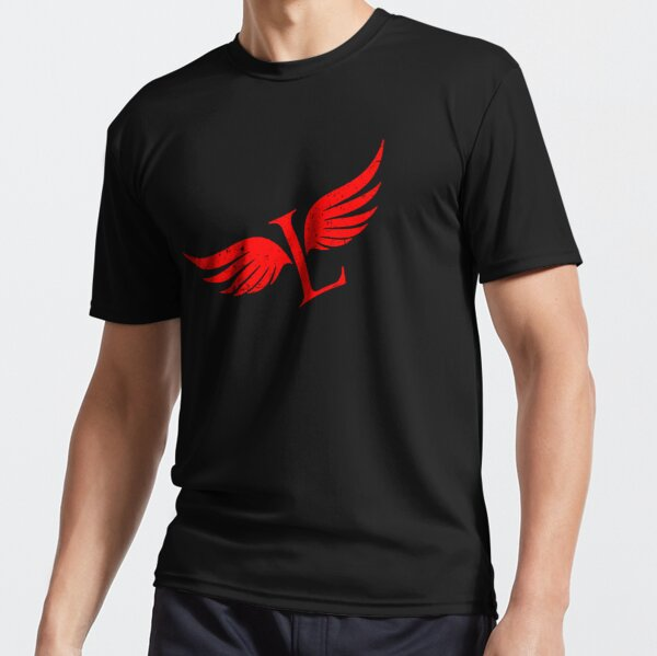 Copie de Lucifer Morningstar season6 drôle T-shirt respirant
