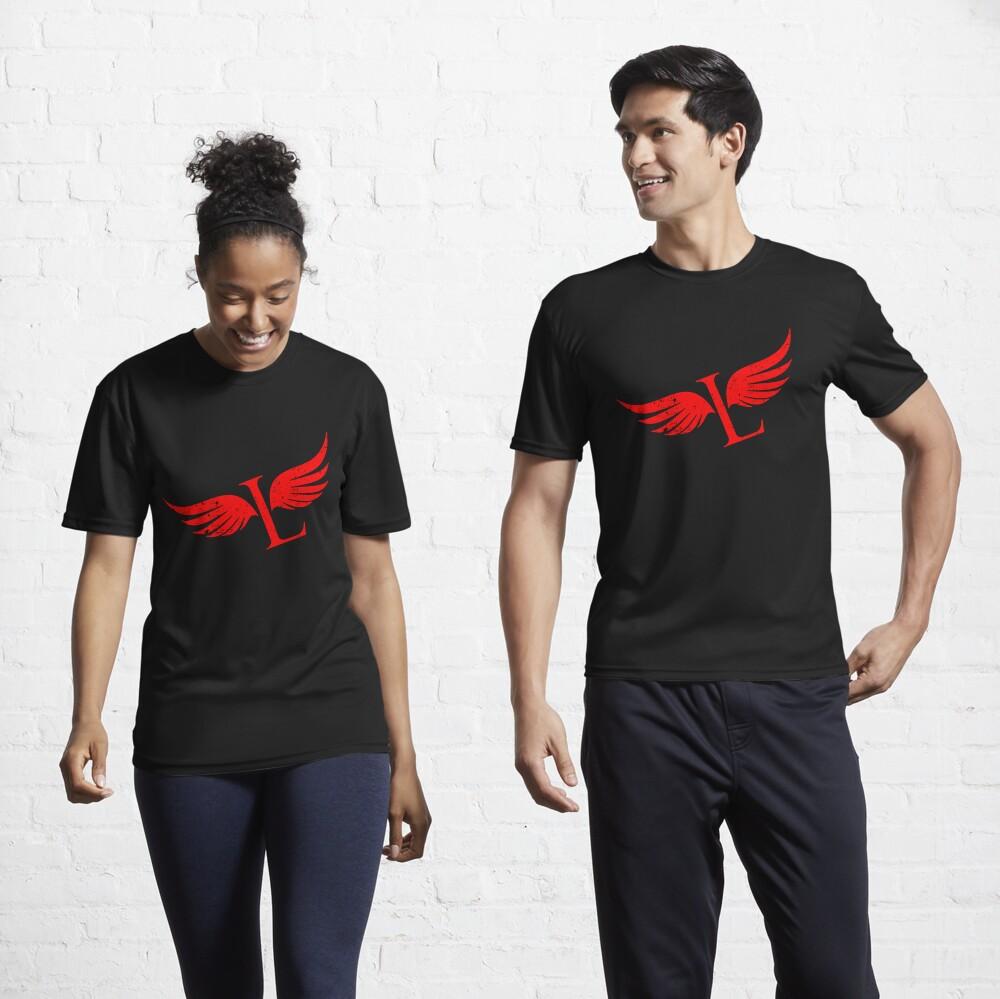 Copy of Lucifer Morningstar season6 funny Active T-Shirt