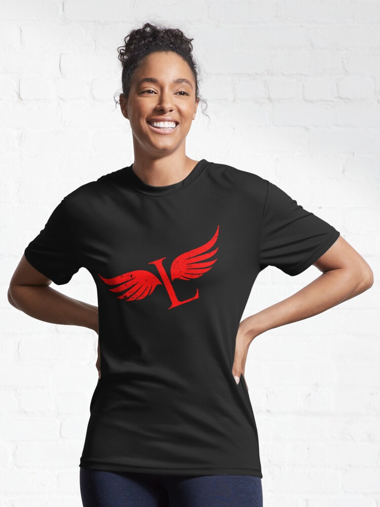 Alternate view of Copy of Lucifer Morningstar season6 funny Active T-Shirt