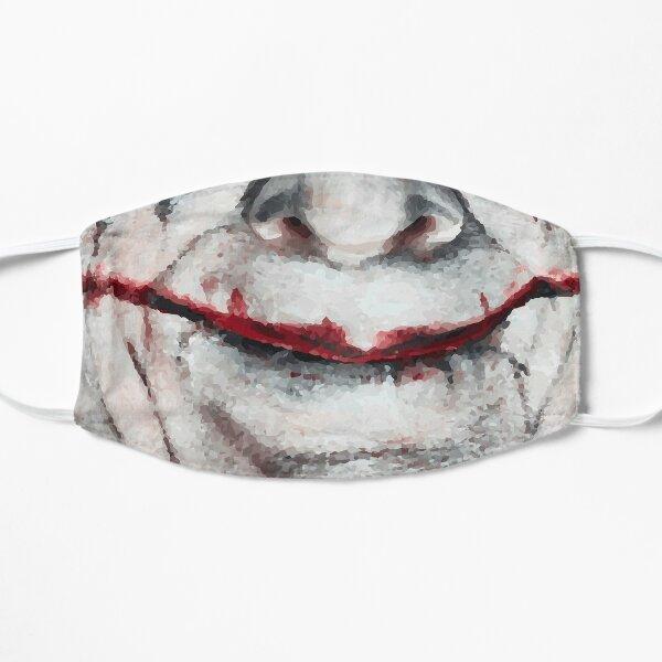 Bloody halloween mouth, Halloween mask Flat Mask